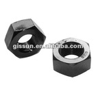Carbon steel/stainless steel din 934 hex nut