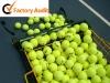 tennis ball collection cart