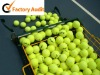 tennis ball collection cart