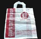 High quality plastic shopping bag making machine price