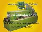 automatic coil nail machine