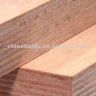 Red hardwood core wbp glue marine plywood