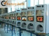 coffee vending machines for office/mall/public place