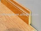 MDF skirting - Skirting board - Laminate floor accessories