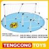 Large football goal/ soccer goal 2 IN 1
