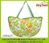 600D polyester tote beach bag/shoulder bag/hand bag/beach bags2012
