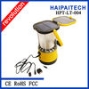 solar lantern with compass for emergency and charger portable