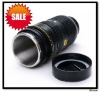 Camera AF-S 24-70mm Stainless Steel Lens Coffee Cup Mug For Nikon