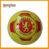 team logo soccer ball