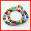 Natural Agate Beads Strands(G-G055-10mm-9)