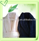 bamboo terry bathrobe for men
