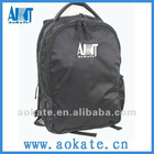 Outdoor Black Notebook Backpack