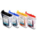 Compatible ink cartridge LC-21BK/LC-21C inkjet printer ink cartridge