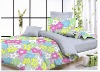 50%cotton 50%polyester printed bedding sets