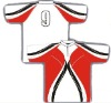 CL-019 kid sublimated colleage rugby shirts, rugby jerseys