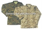 military BDU suits