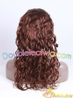 brown loose wave no glue lace wigs full