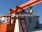mobile Pneumatic Gantry Crane 0.5-10tons
