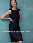 new design sleeveless casual woman dress