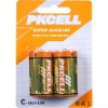 Super Alkaline Battery with pvc jacket