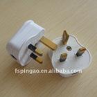 13A 250V Fused UK Type Electrical Plug