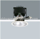 Max 50W recessed metal halide light with MAR 60