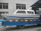 HS001 speed boat---fishing boat for good quality and best price