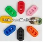 Automobile rubber silicon Remote Control Cover