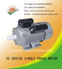 YC serise heavy-duty (0.5-7.5hp) single phase motor