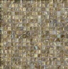 small chip elegant natural naiad shell mosaic pattern
