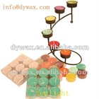 2012 HOT!Flameless tealight candles