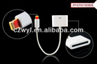 iphone4 to iphone5 lightning cable for iphone5 ,ipod touch5,ipad mini ,ipad4