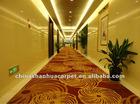 hand tufted wool corridor carpet 100% New Zealand wool