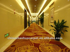 hand tufted wool corridor carpet 100% New Zealand wool