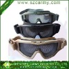 2012 Outdoor Army Style Wind-proof and & Anti-mosquito Climbing or Travelling Safety Googles