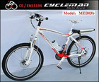mountain electric bike with36V/10Ah and 2 year warranty,EN15194 certificate