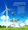 wind turbine yaw bearing