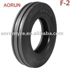 Agricultural tyre 750-16 F-2