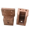 pure copper casting
