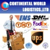 UPS DHL FEDEX ALL Air Express Courier from China to CAMPECHE MEXICO CENTRAL America