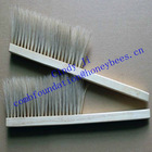 Hot Sale Wood Handle Double Row Bee Brush for export