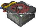 New PANGU S500 black Computer Power Supply