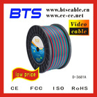 Composite Video Cable,coaxial video cable,audio and video cable