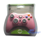 red wireless joystick for xbox360