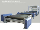 ZGL LMV561 textile fabric auto-magnetic flat screen printing machine