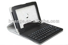 New 2013 360 Degree Rotating Keyboard Leather Case Cover for Amazon Kindle Fire HD 7in
