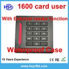 keypad control RFID Access contol system with keypad built-in em reader