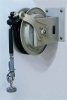 Wall Mounted Retractable Hose Reel faucet,for kitchen