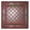 decorative wall panel--leather wall / ceiling panel
