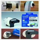 P touch printer ribbon 62mm DK22205 white printing label paper rolls